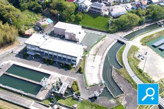森岡取水場
